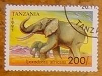 timbre Tanzanie 009