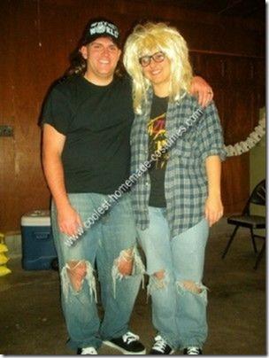 Wayne y Garth de El Mundo de Wayne 7