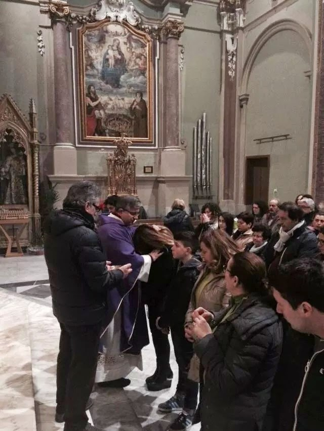U ks.Paolo w Graniano 24.02. 2015 - IMG-20150225-WA0005.jpg