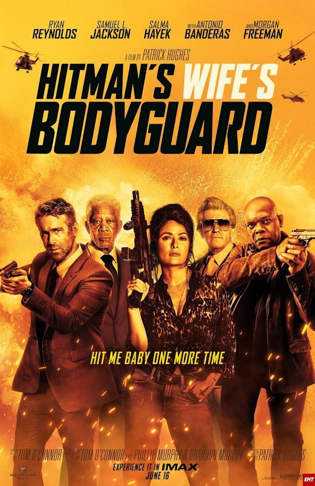 MOVIE : The Hitman's Wife's Bodyguard (2021)