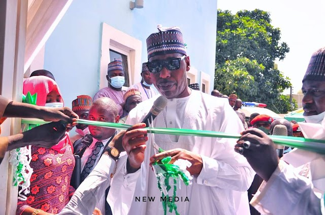 Zulum Launches 71 Ambulances, Drugs For Borno's 'Pilot Health centres