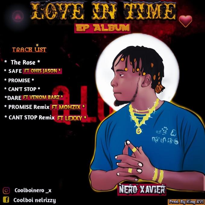 MP3 ALBUM: Nero Xavier - Love In Time