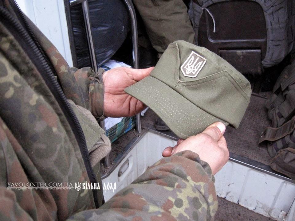 наши кепки на войне n