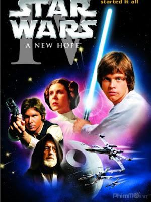 Chiến Tranh Giữa Các Vì Sao (Phần 4): Niềm Hi Vọng Mới - Star Wars: A New Hope