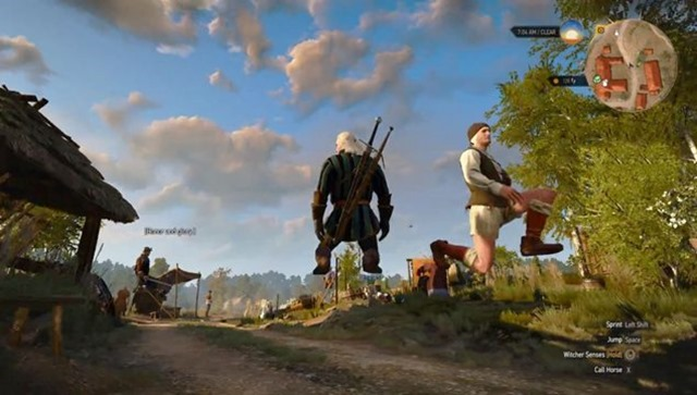 The Witcher 3 ? Fehler und Probleme in Blood and Wine Patch 1.21