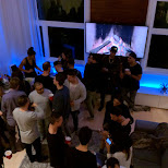 house party in style in Toronto, Ontario, Canada