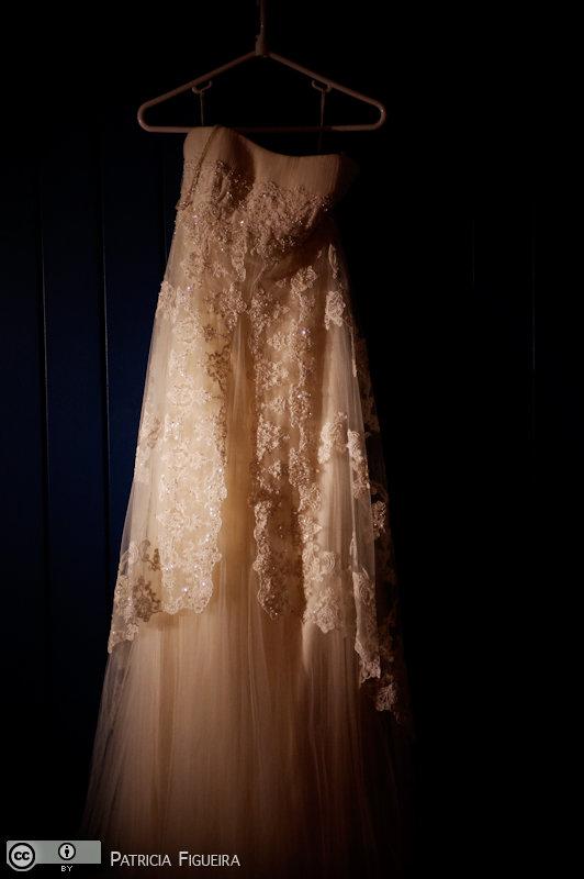 Foto de casamento 0238 de Lucia e Fabio. Marcações: 05/11/2010, Casamento Lucia e Fabio, Fotos de Vestido, La Novia, Rio de Janeiro, Vestido, Vestido de Noiva.