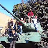 Wizyta w Centrum Szkolenia Wojsk Lądowych