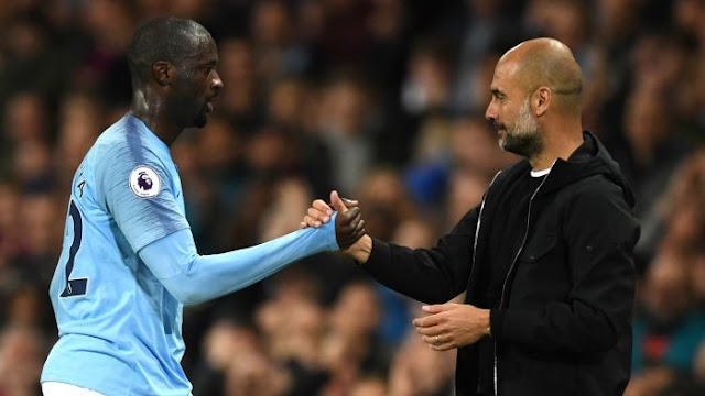 I Have Been A Bad Person, I Apologize – Ex Man City Star Yaya Toure Begs Pep Guardiola