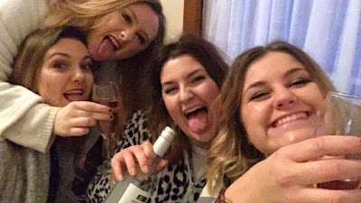 Rose wine is our favourite