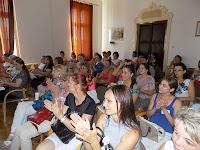 A projekt elnyerte a résztvevők érdeklődését.JPG