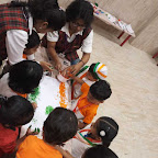 Independence Day Celebration by Pre-Primary Section (18-19), Goregaon (East)