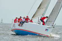 J/111 sailboat- sailing Annapolis Race Week