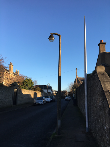 Installation of new street lights in ppHome Street, Broughty Ferry,