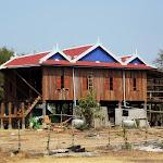 Dom Kralor--Kratie, Kambodža
