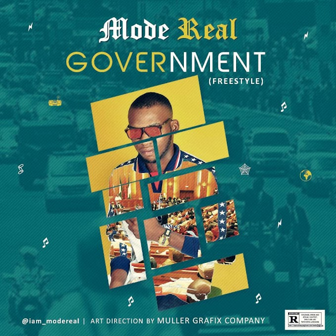 [MUSIC] MODE REAL - GOVERNMENT  @IAM_MODEREAL