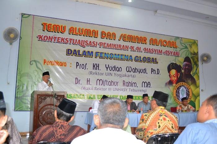 Prof. Yudian: Pendidikan Agama Perlu Dimasukkan Menjadi Materi Ujian Nasion
