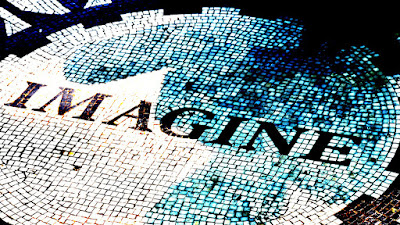 Manhattan Central Park - Imagine Mosaic