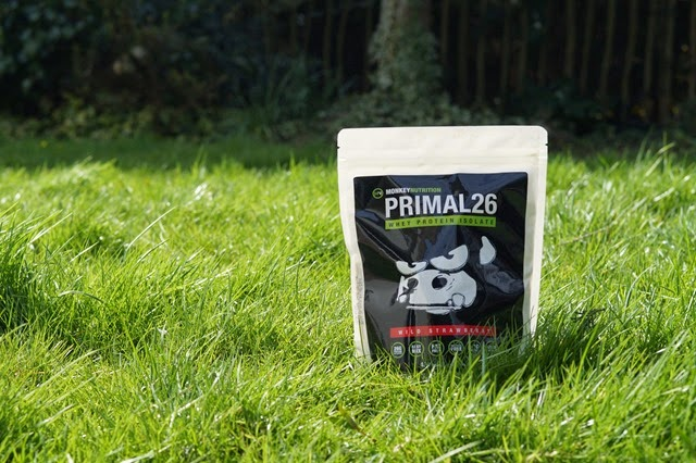 Monkey Nutrition Primal 26 whey protein review