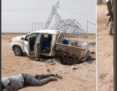 Electricity Workers Injured By Boko Haram Landmine In Borno