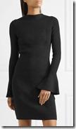 Maje Metallic Knit Dress