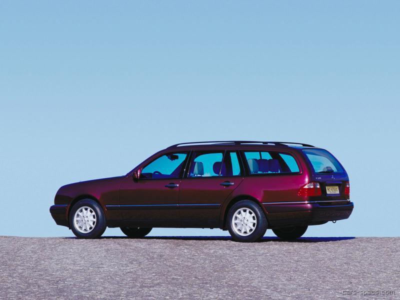2001 mercedes benz e class wagon