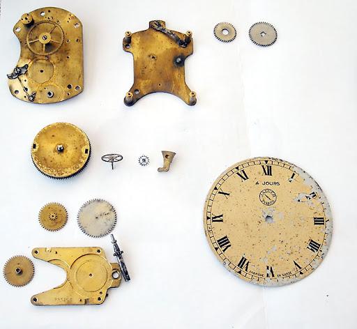 Jaeger - Tentative de restauration d'une montre voiture Jaeger JaegerA