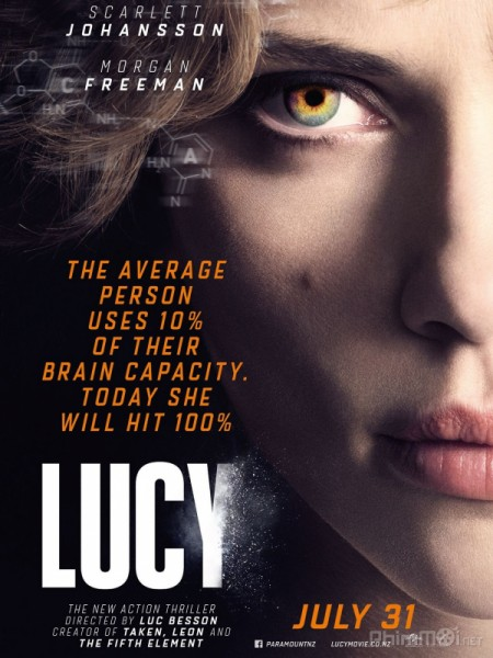 Lucy siêu phàm - Lucy 2014