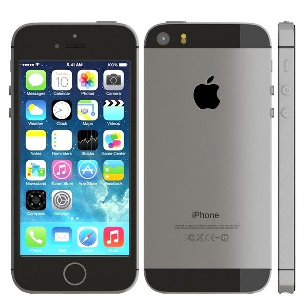 Apple iPhone 5 màu đen, trắng quốc tế bản 32G