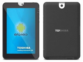 Toshiba second-gen 10-inch tablet images