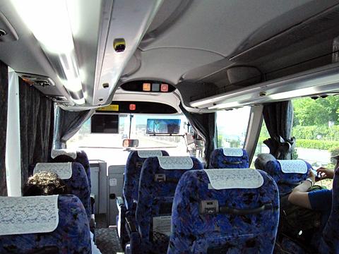 富山地方鉄道「富山東京線」 ・705 車内 その4