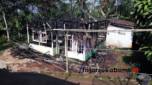 Pria Tewas Terpanggang Api di Sukabumi Sempat Ucapkan Takbir