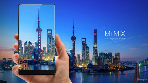 Xiaomi Unveils The Mi Mix  - A Groundbreaking Smartphone 1