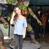 OIC - ENTSIMAGES.COM - Jessica-Jane Stafford  at the   Teenage Mutant Ninja Turtles Out Of The Shadows Gala Screening  Vue West End in London  29th May 2016 Photo Mobis Photos/OIC 0203 174 1069