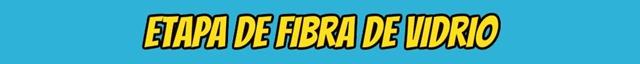 Separador - Etapa de Fibra de Vidrio