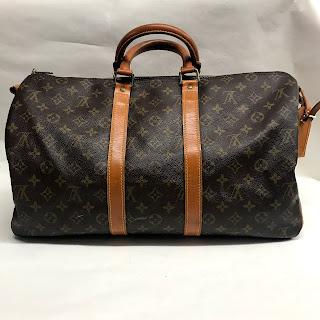 Louis Vuitton Vintage Keepall 45 Bag