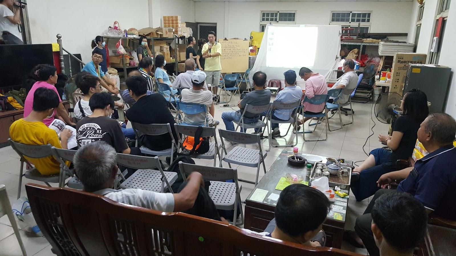 【參與心得】陳詩愇:會議讓大家對社區有向心力,管理社區不再只是村長的事