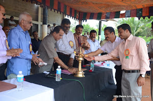 Inauguration of Softball Winners 2012-13