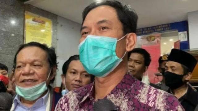 Munarman: Ada Makhluk yang Alergi Sama Huruf FPI