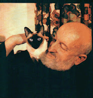 Lobsang Rampa And Cat