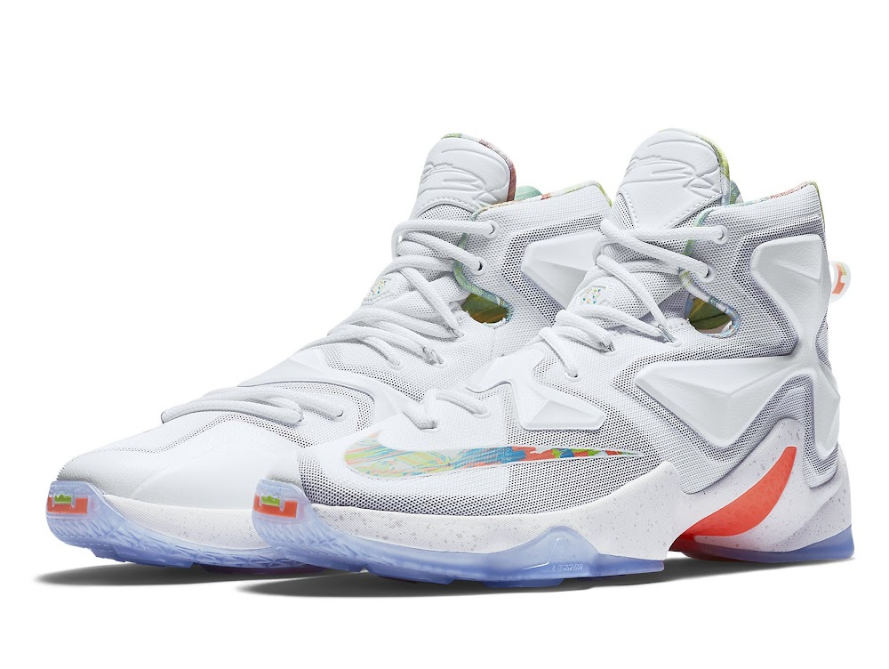 f0609375a22c ... Release Reminder Nike LeBron 13 Easter ...