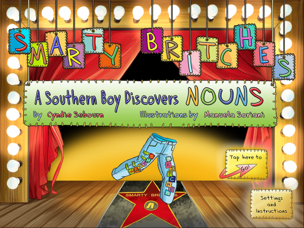 Smarty Britches Nouns Main Page