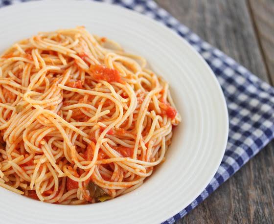 Scott Conant's Spaghetti