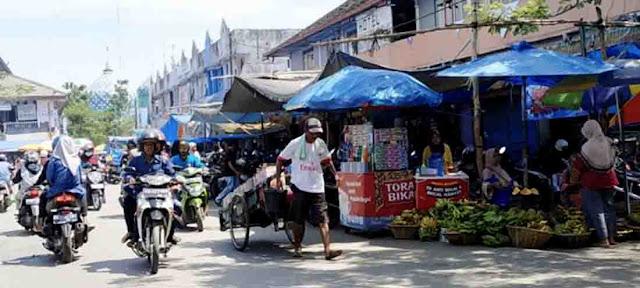 Pasar Martapura Kabupaten Banjar