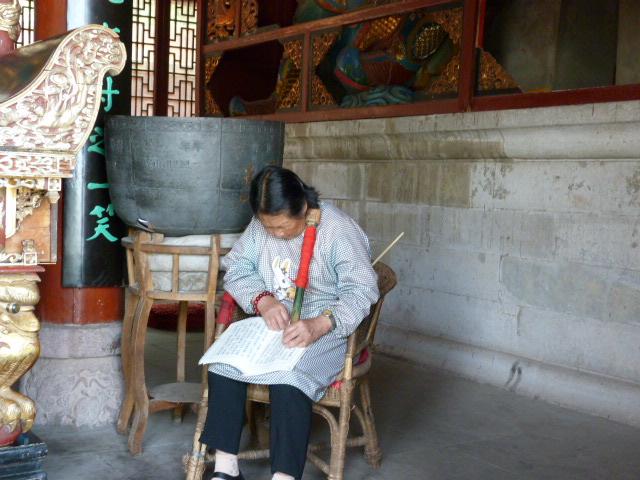 CHINE SICHUAN.XI CHANG ET MINORITE YI, à 1 heure de route de la ville - 1sichuan%2B768.JPG