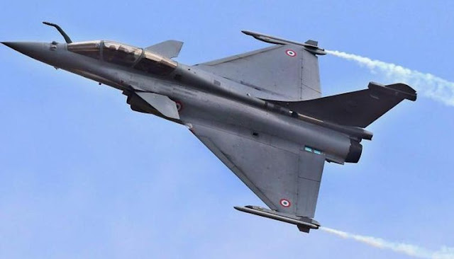 Second Squadron Of The Rafale Jets To Be Raised In Bengal