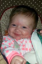 Photo: Kamryn Marie, daughter of Kim Capretz '03 and Mike Hasty.