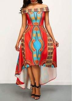 African Dashiki Dress for 2018