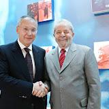 Encontro com Sergei Stanishev, presidente do Partido Socialdemocrata Europeu