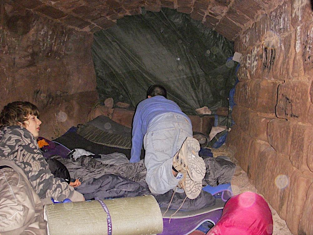Sortida Castell Eramprunyà - Pioners 2009 - DSCN1044.JPG